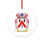 Bertilon Ornament (Round)