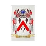 Bertillon Rectangle Magnet (100 pack)