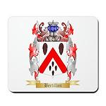 Bertillon Mousepad