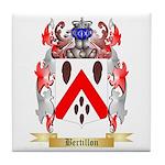 Bertillon Tile Coaster