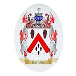 Bertillon Ornament (Oval)