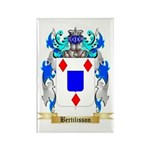 Bertilisson Rectangle Magnet (10 pack)