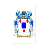 Bertilisson Sticker (Rectangle)