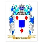 Bertilisson Small Poster