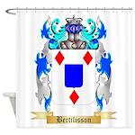 Bertilisson Shower Curtain