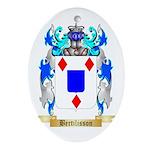 Bertilisson Ornament (Oval)