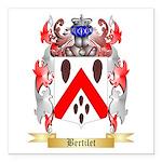 Bertilet Square Car Magnet 3