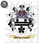 Berthouloume Puzzle