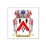 Berthoneau Square Sticker 3