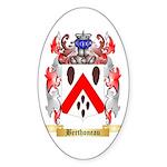 Berthoneau Sticker (Oval 10 pk)