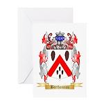 Berthoneau Greeting Card