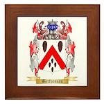 Berthoneau Framed Tile