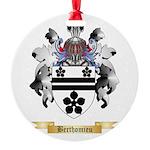 Berthomieu Round Ornament