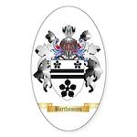 Berthomieu Sticker (Oval)