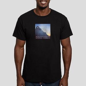 Inspiring Travel Quote T-Shirt (Greek Islands) T-S