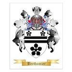 Berthomier Small Poster