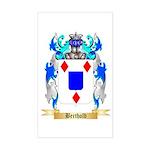 Berthold Sticker (Rectangle)