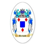Berthold Sticker (Oval 50 pk)