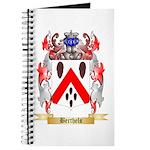 Berthels Journal
