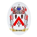 Berthels Ornament (Oval)
