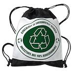 biodedrade_10x8.png Drawstring Bag