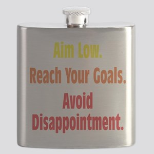 Avoid Disappointment Flask