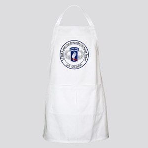173rd Airborne Sky Soldiers Apron
