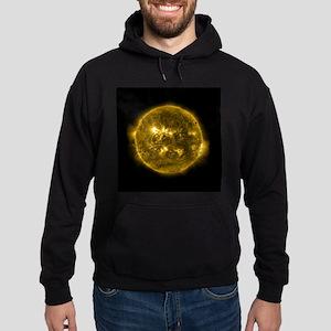 Moon Passes the Sun Hoodie