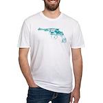 GUN 001 Fitted T-Shirt