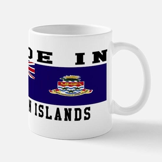 Cayman Islands Made In Mug