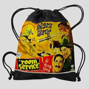 Marx Brothers Room Service 1 Drawstring Bag