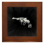 GUN 001 Framed Tile