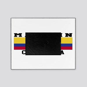 Colombia Made In Picture Frame