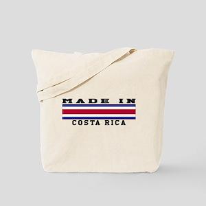 Costa Rica Made In Tote Bag