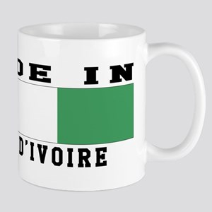 Cote dIvoire Made In Mug