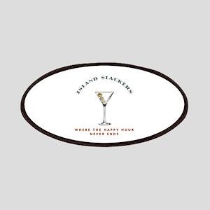 Island Slackers Martini Happy Hour Patches