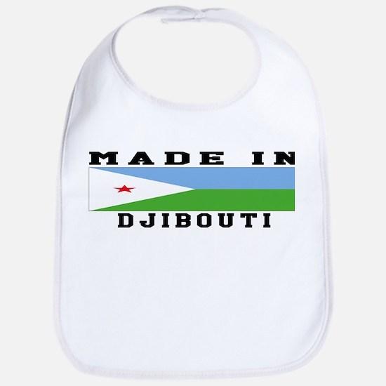 Djibouti Made In Bib