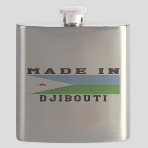 Djibouti Made In Flask