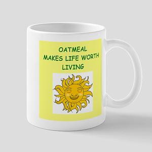 oatmeal Mug