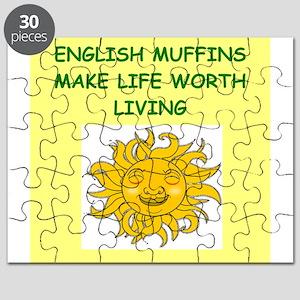 english muffins Puzzle