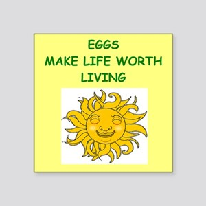 EGGS Sticker