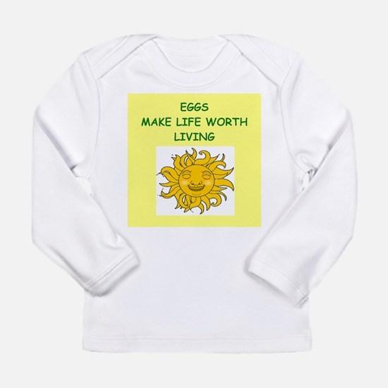 EGGS Long Sleeve T-Shirt