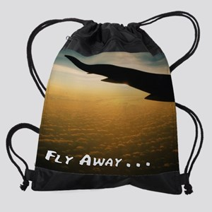 wallcalendar_onplane Drawstring Bag