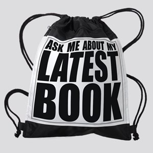 2latestbook Drawstring Bag