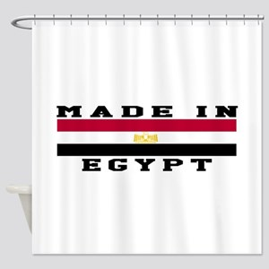 Egypt Made In Shower Curtain