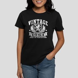 Vintage 1984 Women's Dark T-Shirt
