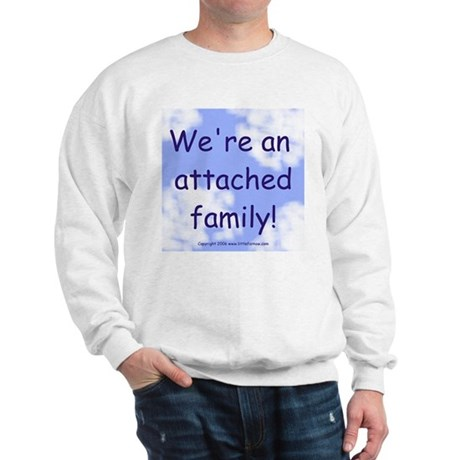 Attachment Parenting Sweatshirt