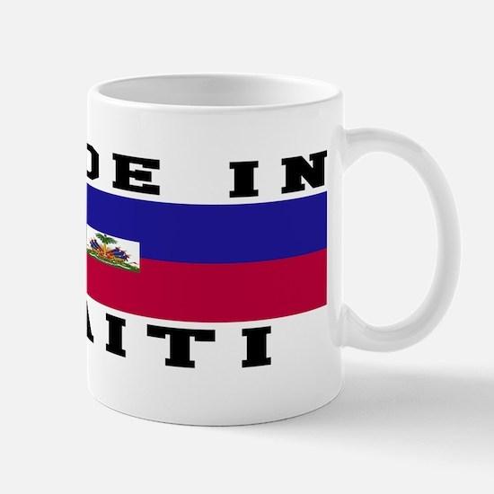Haiti Made In Mug