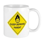 Sleep Deprived Parent Mug
