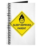 Sleep Deprived Parent Journal